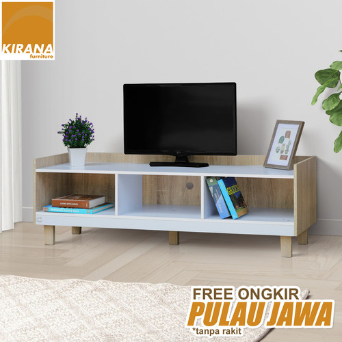 Foto Produk Kirana Furniture Lemari Meja TV - Buffet Dallas SC dari KiranaFurniture