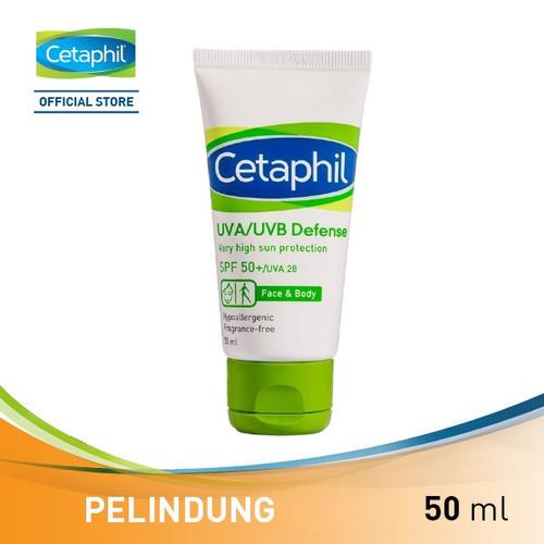 Foto Produk Cetaphil UVA/UVB Defense SPF 50, 50 ML dari Cetaphil Indonesia