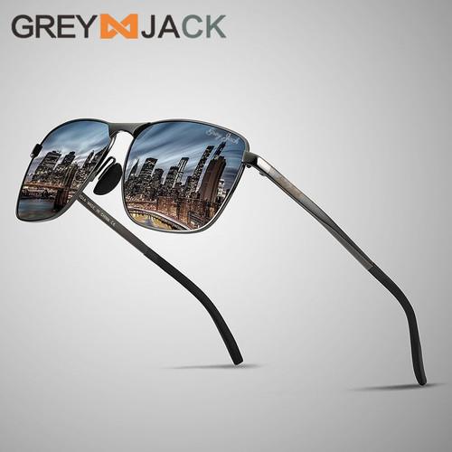 Foto Produk Grey Jack/kacamata Sunglasses polarized fashion pria terbaru 2462 - Abu-abu dari Grey Jack
