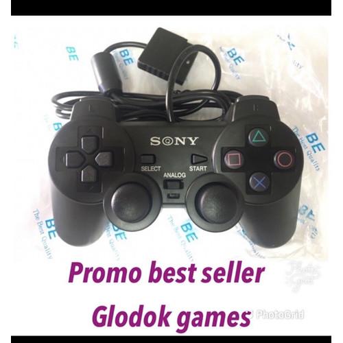 Foto Produk stik PS2/stick ps2/merkBE/STIKPS dari Glodok games88