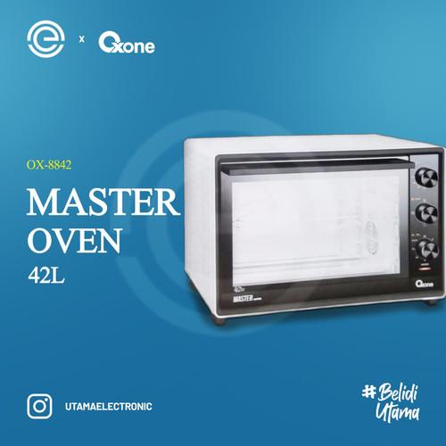 Foto Produk OXONE Master Oven 42 Liter OX-8842 dari UTAMA_ELECTRONIC