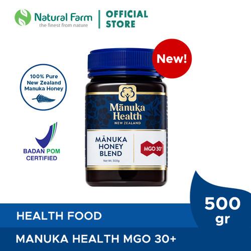 Foto Produk Manuka Health MGO 30+ (500g) dari Natural Farm