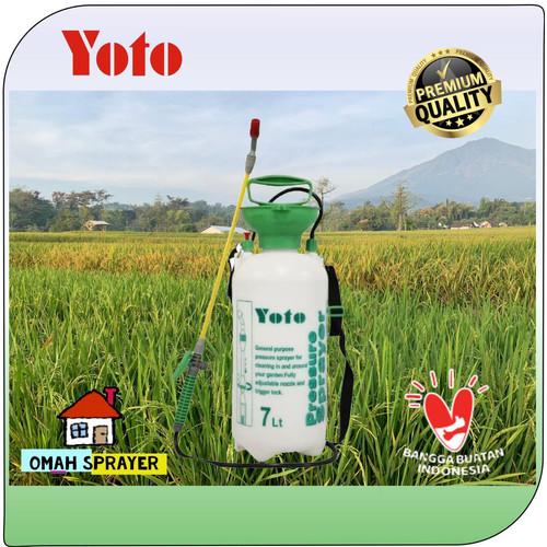 Foto Produk Sprayer / Penyemprot Tanaman YOTO 7 Liter type YT-7 dari Omah Sprayer Pandaan