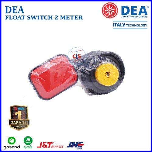 Foto Produk Otomatis Pompa Celup (Float Switch) 2M (Spare part Pompa Air) dari Casa Teknik Supply