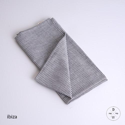 Foto Produk Photoprops - Linen Napkins Stripes Series - Ibiza dari MOTODW
