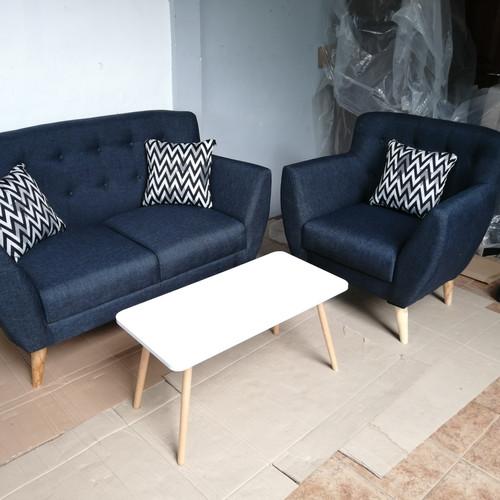 Foto Produk sofa minimalis retro 2 1 meja dari BOJONG FURNITURE DASANA