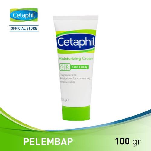 Foto Produk Cetaphil Moisturizing Cream 100G dari Cetaphil Indonesia