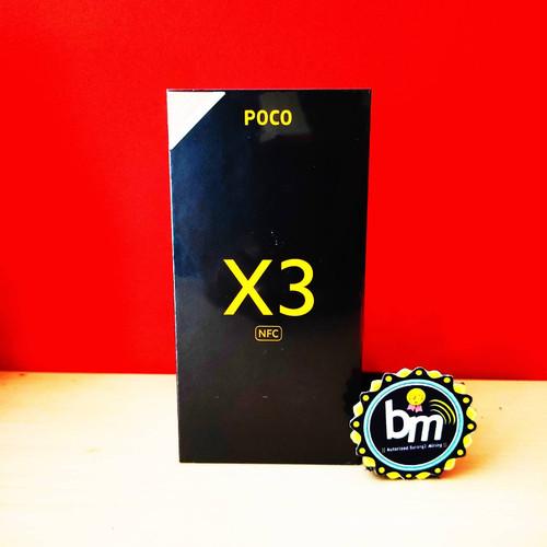 Foto Produk Poco X3 NFC 8GB+128GB Snapdragon™ 732G Garansi Resmi - RAM 8/128 dari Azkhal_bm