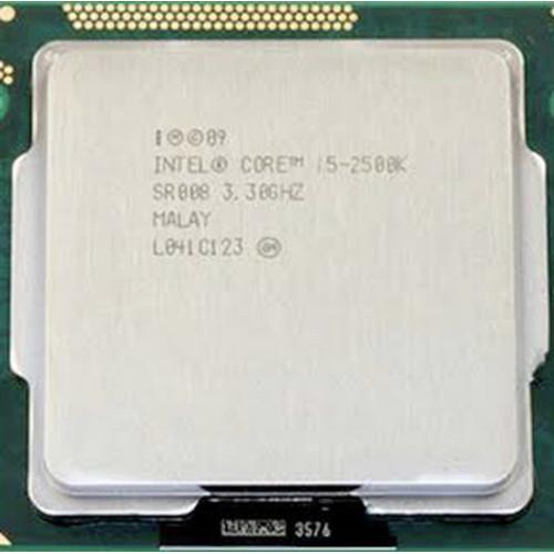 Foto Produk PROCESSOR INTEL CORE I5 2500K TRAY LGA 1155 dari iconcomp
