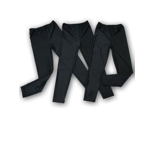 Foto Produk celana renang wanita panjang muslimah celana renang hitam legging dari sakinahbusana