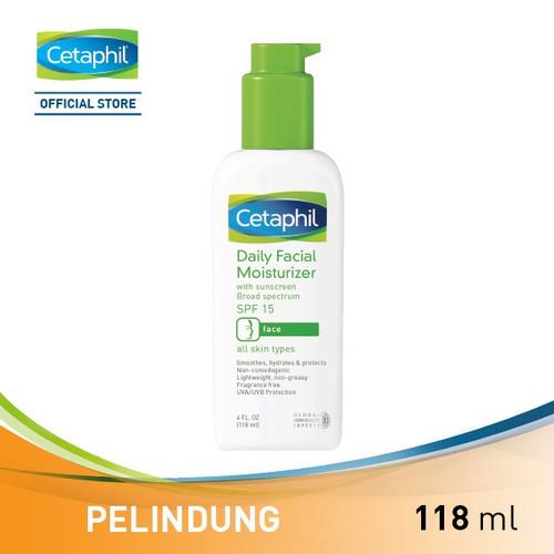 Foto Produk Cetaphil Daily Facial Moisturizer SPF 15 118ML dari Cetaphil Indonesia