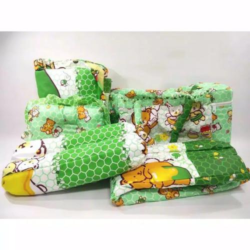 Foto Produk Set matras Chekiddo 4in1 kasur bayi dari Naylababyshop27