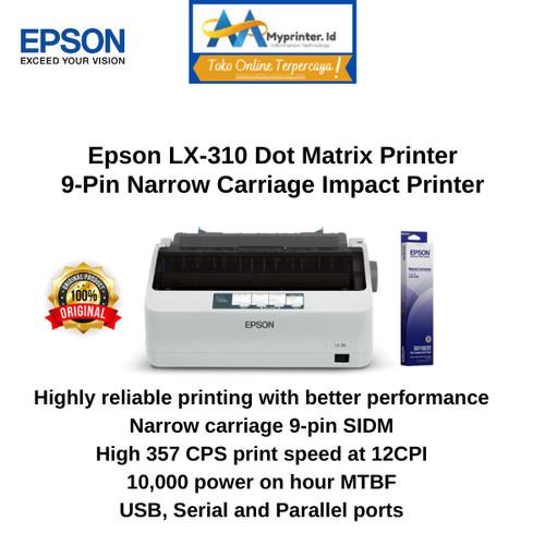 Foto Produk Epson LX310 dari myprinter.id