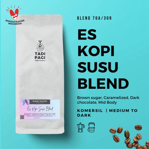 Foto Produk Es Kopi Susu 100 gram (House Blend) kemasan kecil dari Tadipagiroastery