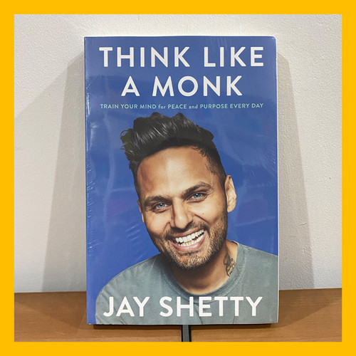 Foto Produk Buku Import Think Like a Monk by Jay Shetty (Original Paperback) dari Book World