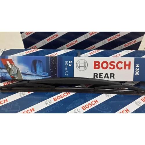 "Foto Produk Wiper Belakang BRV Xpander Pajero BOSCH 12"" Lock 3 H306 dari Indo Utama Otoparts"
