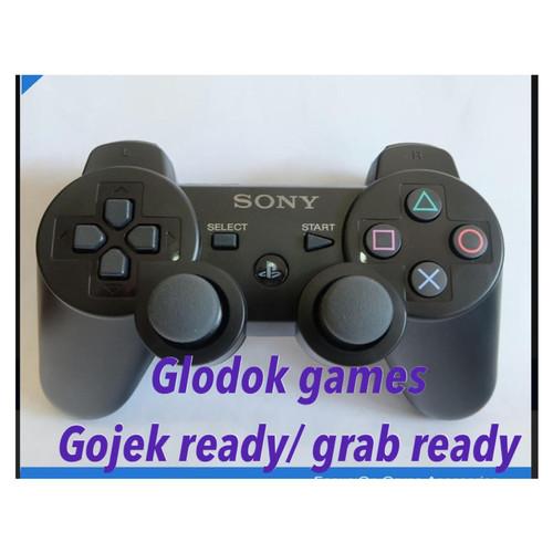 Foto Produk STIK Ps3/stickps3/stikps3 ori pabrik - hitam non pack dari Glodok games88