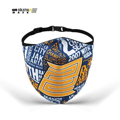 Foto Produk Mask Stroke Of Genius - Soleful Indonesia X Pebasket Sombong dari PebasketSombong