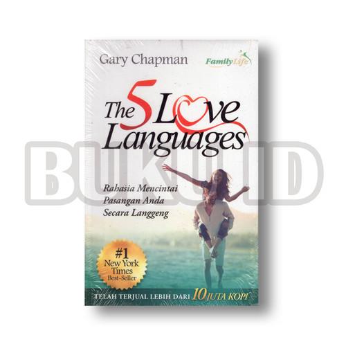 Foto Produk Buku The 5 Love Languages dari Buku ID