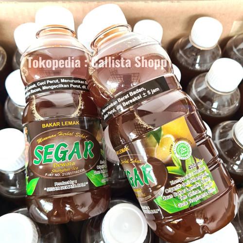 Foto Produk Segar Dewata Bali Shanghai tea ( Bakar lemak ) Minuman herbal dari Callista Shopp