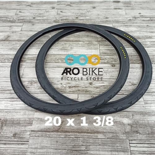 Foto Produk Ban luar sepeda 20 x 1 3/8 Innova Ban sepeda lipat dari Aro Bike
