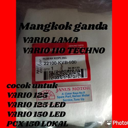 Foto Produk Mangkok ganda KVB 1000% ORI ASLI VARIO LAMA , VARIO 125 dari Janus Motor