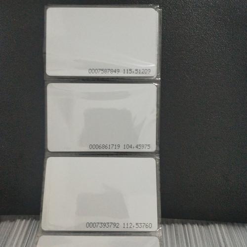 Foto Produk kartu RFID card 125khz read only - obral seminggu saja dari Xtrawhale