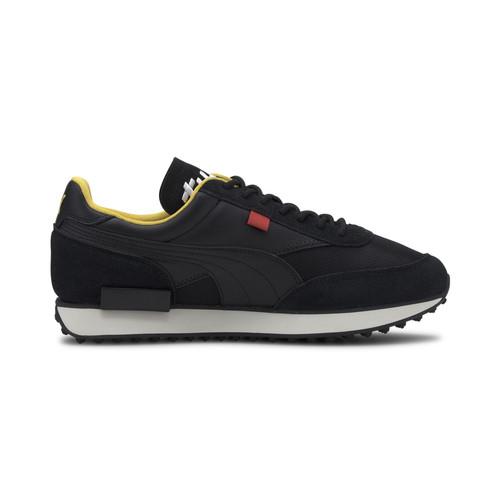 Foto Produk Puma Men Porsche Legacy Future Rider Black Sneakers-33996801 - 7.5 dari Puma Official Store