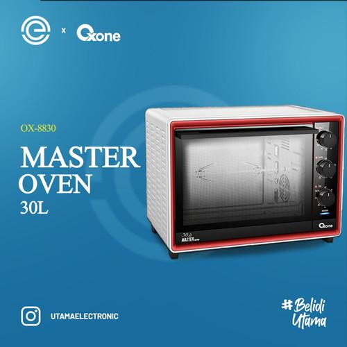 Foto Produk OXONE Master Oven 30 Liter OX-8830 dari UTAMA_ELECTRONIC