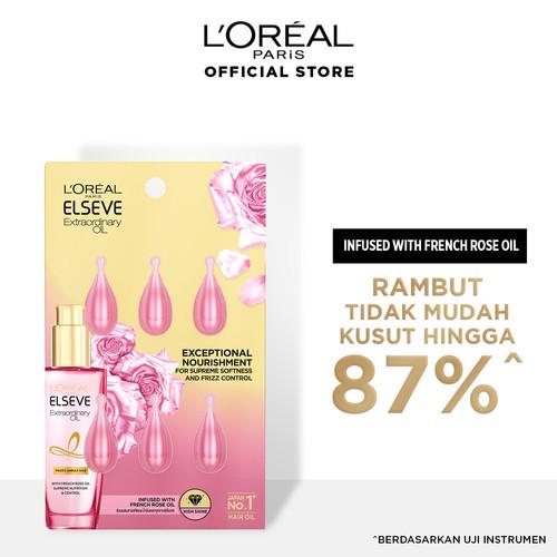 Foto Produk L'Oreal Paris Hair Care Extraordinary Oil Droplet Pink dari L'oreal Paris
