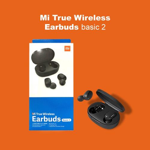 Foto Produk XIAOMI Mi True Wireless Earbuds Basic 2 AirDots Bluetooth 5.0 TWS dari Dua Hari Jakarta