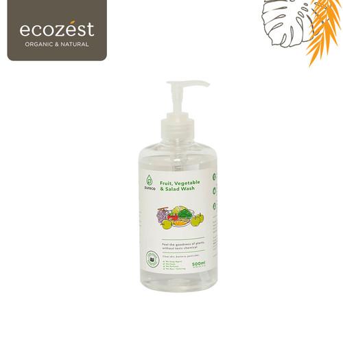 Foto Produk Pureco - Home Liquid Veggie Wash 500ml dari Ecozest