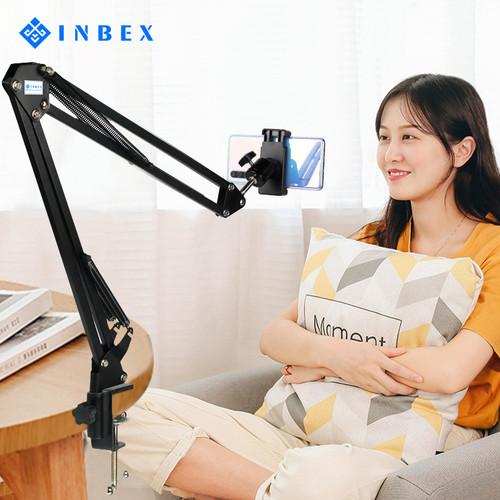 Foto Produk INBEX Kamera Tripod/Phone holder/ Cantilever Tripod Stand Holder dari INBEX Official Store