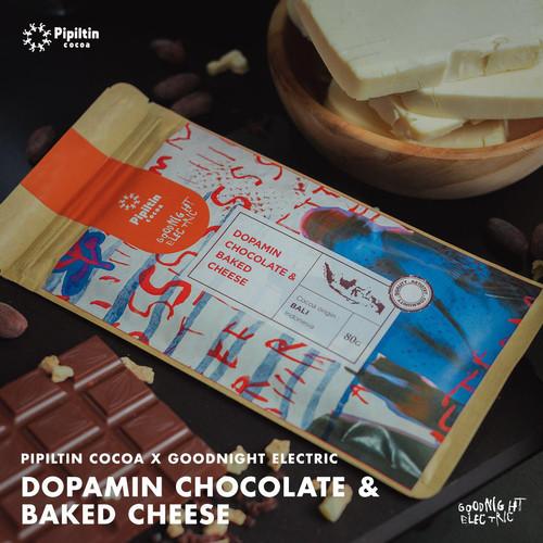 Foto Produk Pipiltin Cocoa X Goodnight Electric Dopamin Chocolate & Baked Cheese dari Pipiltin Cocoa