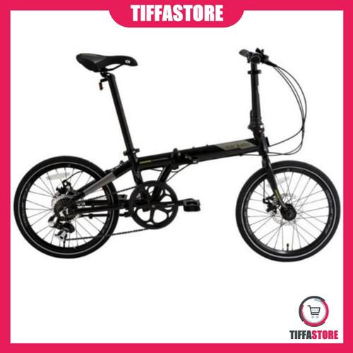 Foto Produk Sepeda Lipat Folding 20 Dahon Ion Madison 7 Speed dari Official Tiffa Store