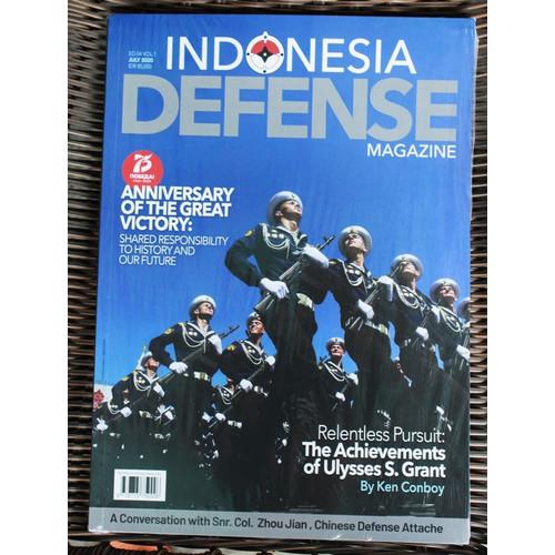 Foto Produk Indonesia Defense Magazine Edisi Juli 2020 dari Airspace Review