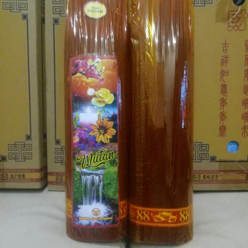 Foto Produk Dupa Wangi /Hio Sembahyang yang Harum - Mutan - Merah dari CN888 Shop