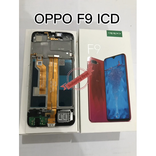 Foto Produk LCD TOUCHSCREEN OPPO f9 ORIGINAL FULLSET dari Zhongkai Jianba