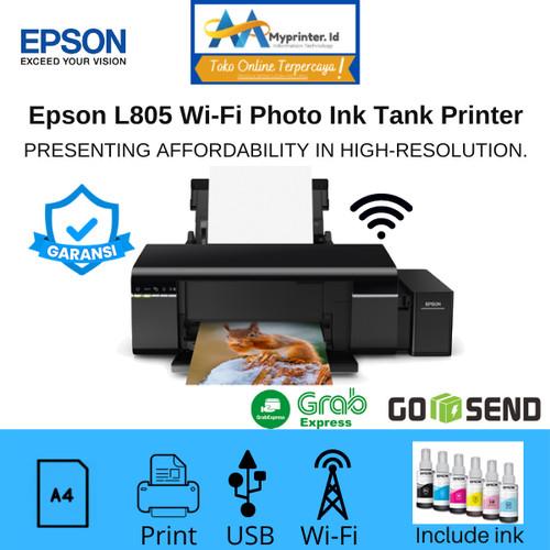 Foto Produk Epson L805 Wi-Fi Printer dari myprinter.id
