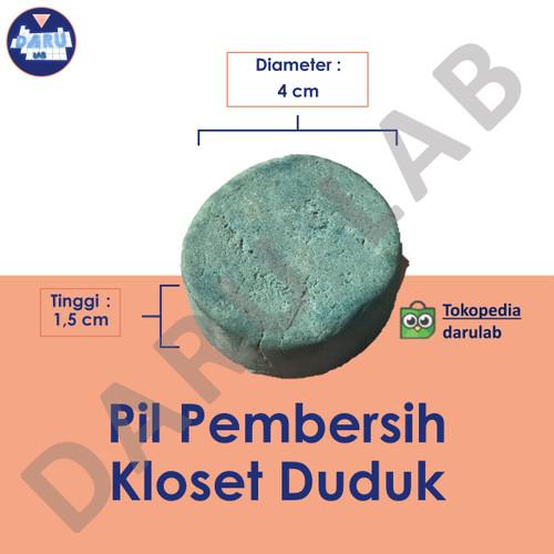 Foto Produk Pil Pembersih Kloset Duduk / WC / Daru Laboratory dari Daru Lab