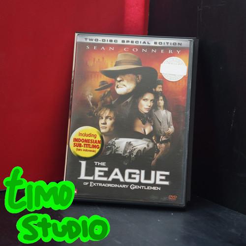 Foto Produk DVD Original Sean Connery's The League of Extraordinary Men dari TimoStudio