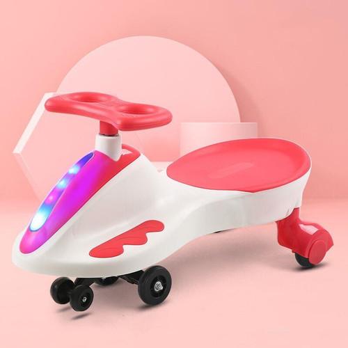Foto Produk CM-O1/O2 Mainan Mobil Anak Dorong Memutar 360° Mobil Universal Twist - JET MERAH dari Mmtoys Indonesia