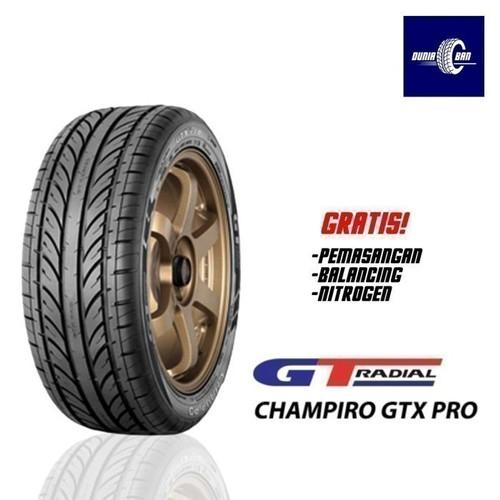 Foto Produk Ban Mobil GT Radial CHAMPIRO GTX PRO 185/65 R15 dari Dunia Ban Indonesia