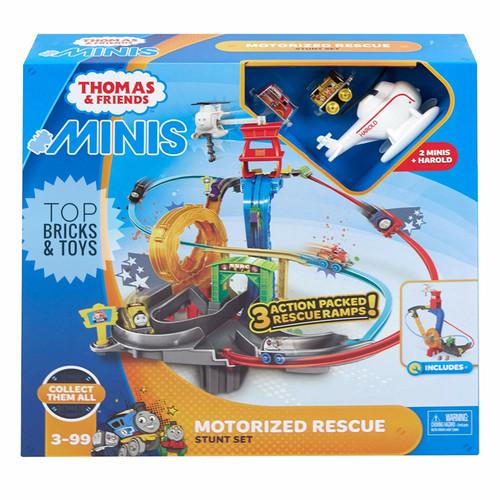 Foto Produk MATTEL, Thomas & Friends MINIS Motorized Rescue dari Top Bricks & Toys