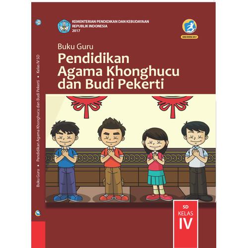 Foto Produk Buku guru pendidikan Agama khonghucu dan budi pekerti kelas 4 SD dari BUKUREFERENSITKdanSD