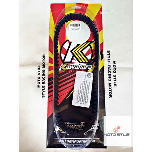 Foto Produk Vanbelt Vbelt V-Belt Kawahara Racing Kevlar Piaggio Vespa Matic 150 3V dari style racing motor