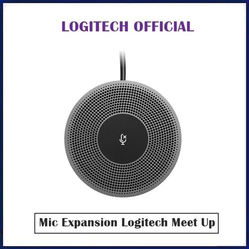 Foto Produk Logitech Mic Expansion For Meet Up Webcam Video Conference Microphone dari Official Brands