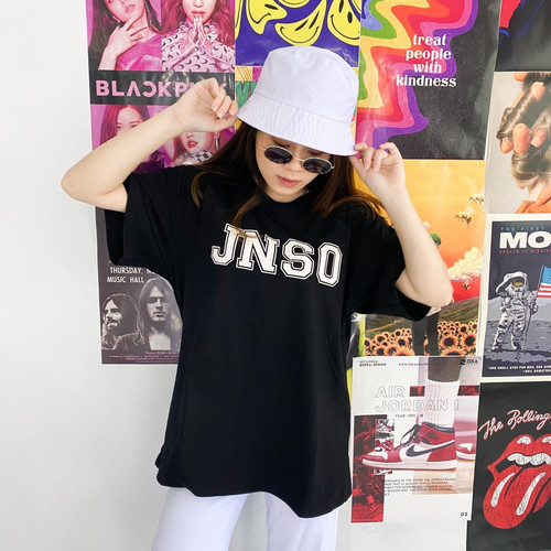 Foto Produk JINISO T-Shirt Classic Oversize Tee dari JINISO.ID