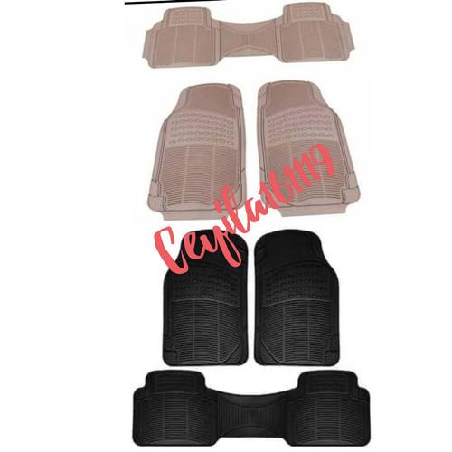 Foto Produk Karpet Mobil Q2 karet Tebal (2 baris) Mobil Datsun Go panca dari CEYILA ACESORIS
