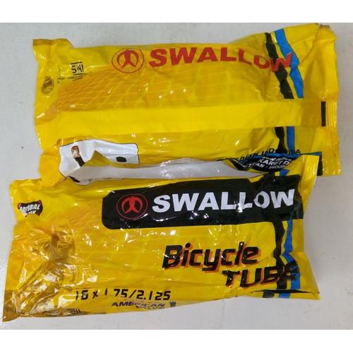 Foto Produk Ban Dalam Sepeda 16 x 1.75 / 2.125 - 16 x 175 / 2125 Swallow dari piPIT STOP